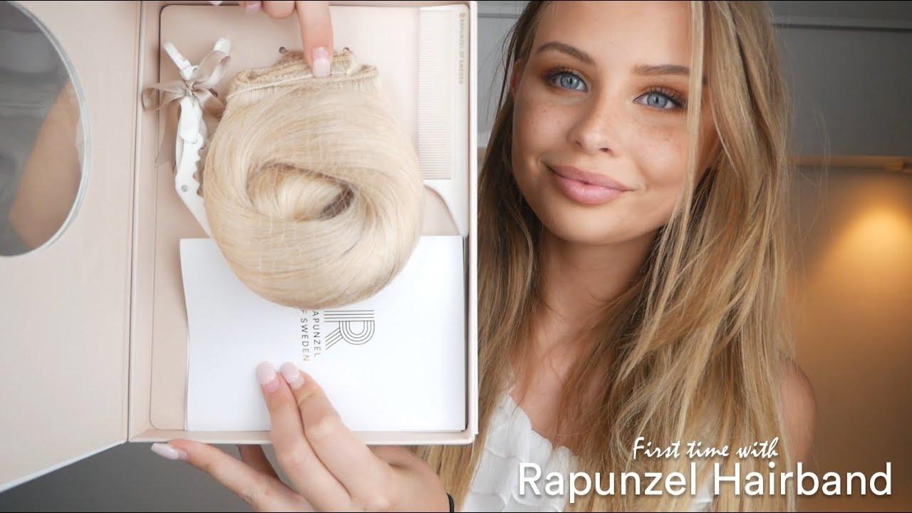 rapunzel of sweden löshår