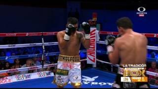 Roberto 'Massa' Ortiz vs Diego 'Demoledor' Cruz