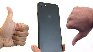 Iphone 7 Review from an Android user point of view  (the things I liked and the things I did not)