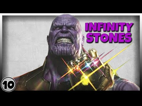 Top 10 Facts You Need To Know About The Infinity Stones