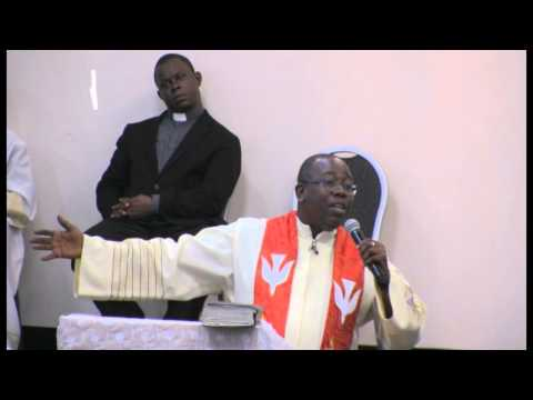 Rev. Fr. Anthony Ozele  FROM DISGRACE TO AMAZING GRACE