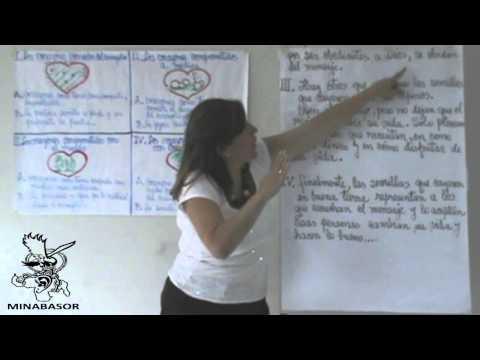 Jesus explica el ejemplo de las 4 semillas de corazones