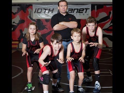 Hamilton Clan Wrestling 2013
