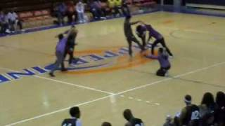 Quest Crew - She Cares Celebrity Basketball Game Performance