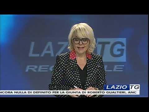 LAZIO TG DEL 19/10/2021 EDIZIONE DELLE 19.30