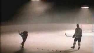Wayne Gretzky Mats Sundin McDonald's Hockey Commercial