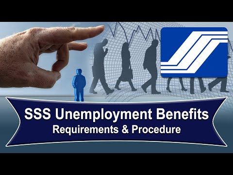 SSS Unemployment Benefits (Requirements & Procedure)