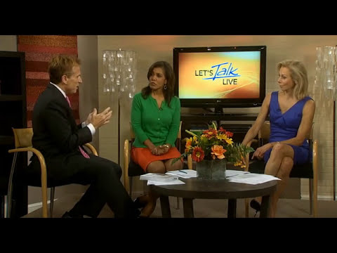 Preparing For Life After College News Channel 8 Let's Talk Live David Porter