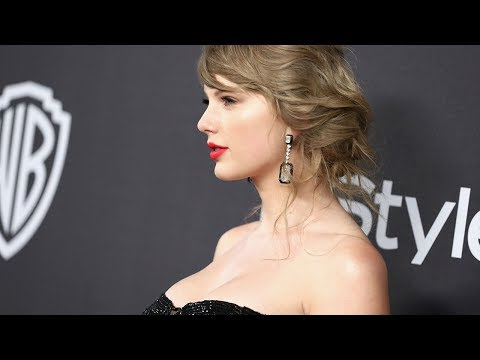 Taylor Swift Sparks Plastic Surgery Rumours After Golden Glo