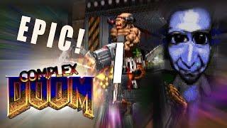 (DOOM Co-op) Complex DooM Invasion - BIG Guns, EPIC Monsters