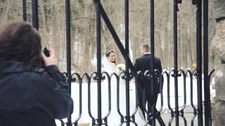 Behind the Scenes-WEdding at Falkirk Estate and Country Club