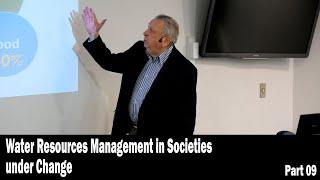 Water Resources Management in Societies under Change - Part 09