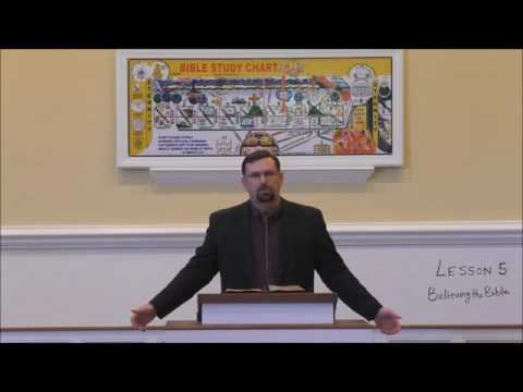 Comparing Bible Versions - Bible Study Time (5)