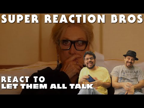 SRB Reacts to Let Them All Talk   Official Trailer