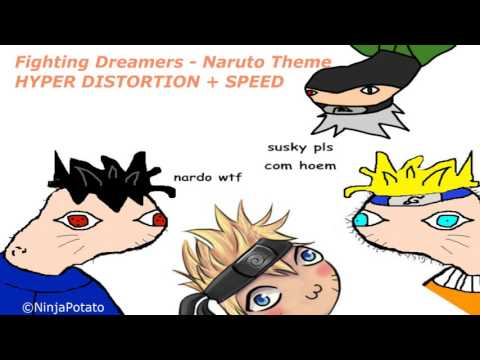 Naruto Musicfighting Dreamers Roblox Fighting Dreamers Naruto Theme Hyper Distorted Speed Youtube