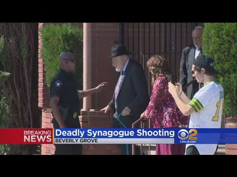 LA Jewish Community Reacts To Deadly Pittsburgh Synagogue Shooting