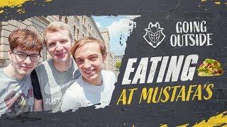 Eating Kebabs at Mustafa's | G2 Going Outside