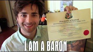I Am A Baron