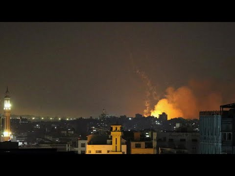 دول عربية تشجب الغارات الإسرائيلية على غزة ومنظمة التعاون الإسلامي تدين -الاعتداءات الوحشية-  - نشر قبل 3 ساعة
