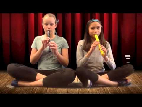 Types of Flutes