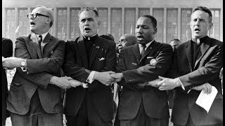 Following Father Hesburgh through the Civil Rights era