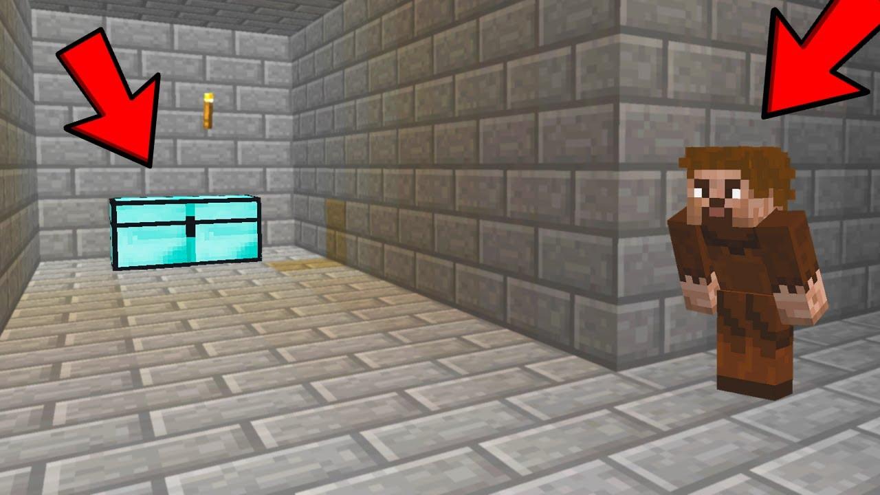 FAKİR GİZLİ SANDIK BULDU! 😱 - Minecraft