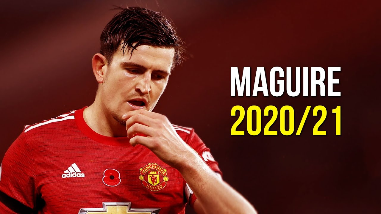 Harry Maguire 2020/21 - Defensive Skills & Tackle - YouTube