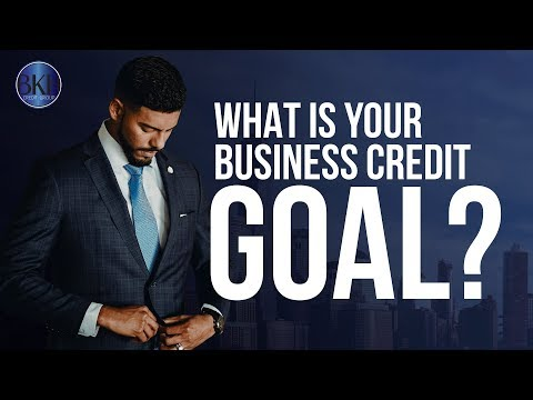 What is your Business Credit Goal?