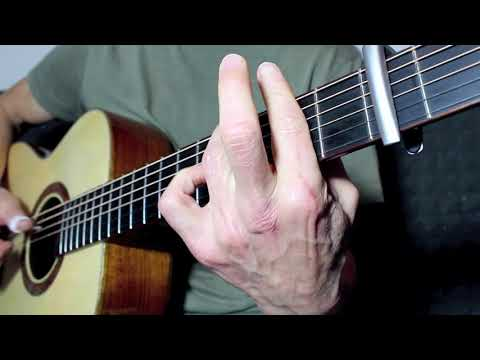 THE RIDDLE - NIK KERSHAW ( Fingerstyle Guitar )