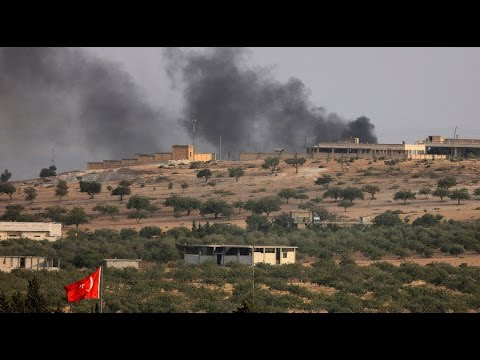 Turkey launches military operation in Syria