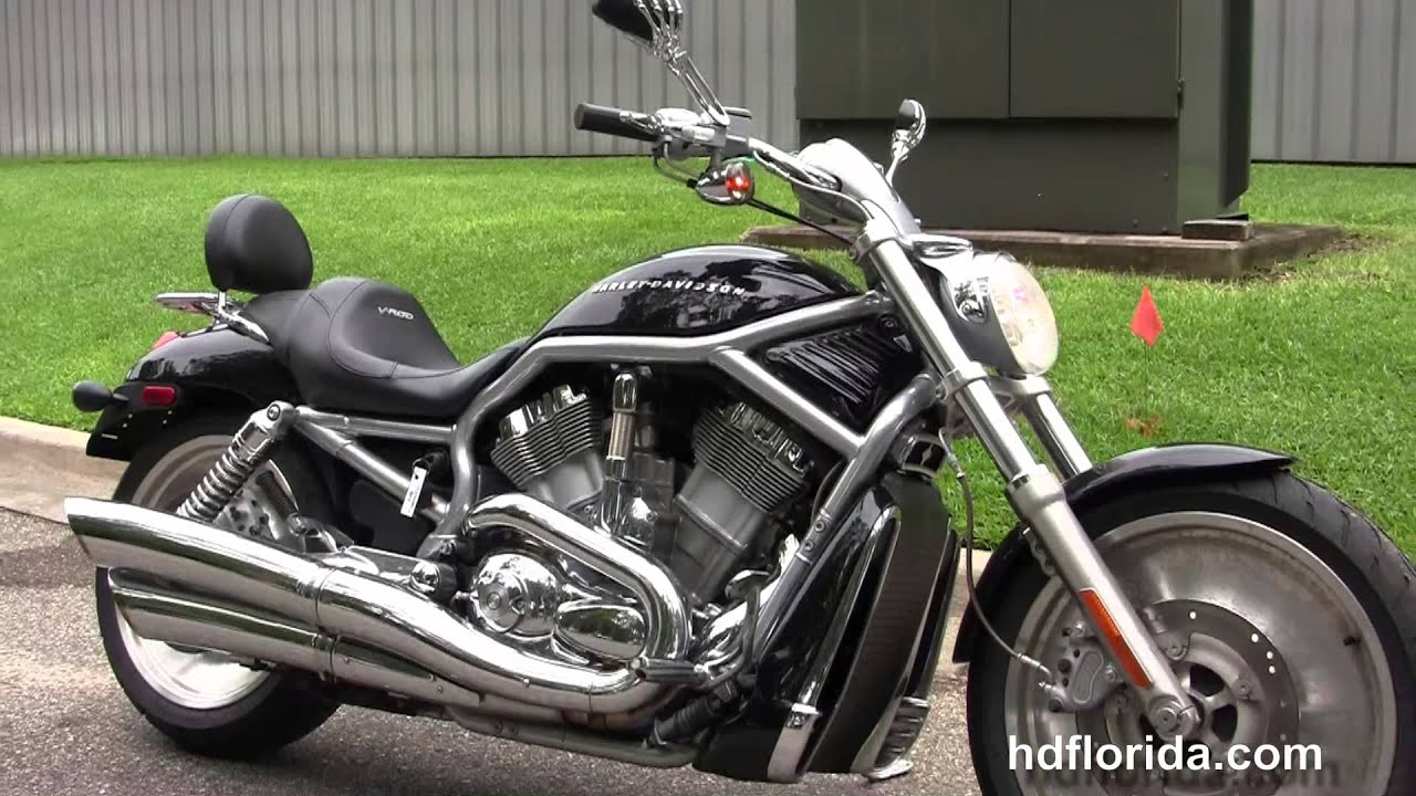 Used 2004 Harley Davidson VRSCA V Rod Motorcycles for sale in ...
