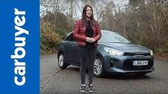 New 2017 Kia Rio in-depth review – Carbuyer – Ginny Buckley