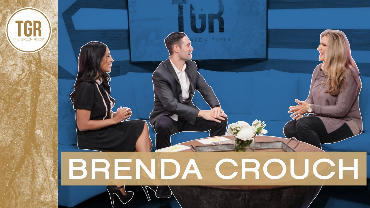 Brenda Crouch on Overcoming Abuse