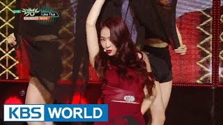 SISTAR - I Like That [Music Bank HOT Stage / 2016.07.01]