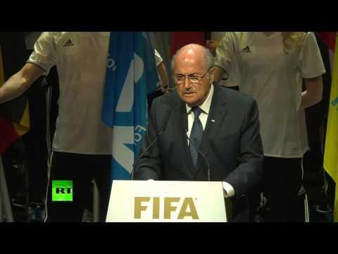 Blatter: Football deserves more. We must now earn back trust (FULL SPEECH)