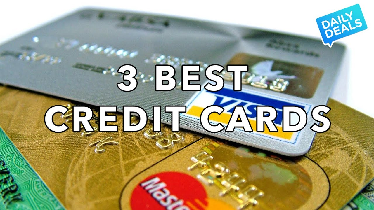 Beste Deals 3 Best Credit Cards In The Country The Deal Guy