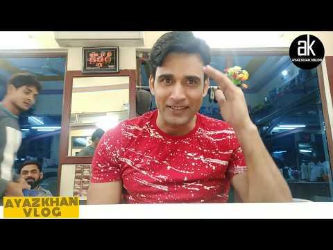 Ayaz Khan New Look।।new Hair Styel।।azamgarh