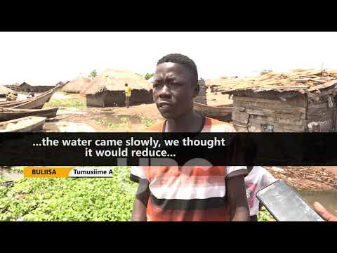 HOMELESS WITHIN HOME: FLOODS ON LAKE ALBERT DISPLACE FAMILIES
