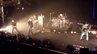 Refused - The Refused Party Program - live @ T5, NYC
