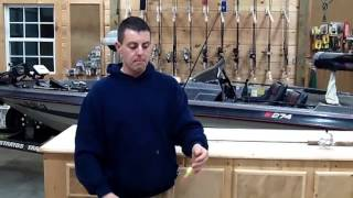 bcgs tip of the week tip 25 crappie rod size