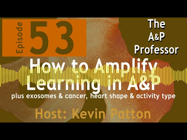 How to Amplify Learning in the A&P Course | Episode 53