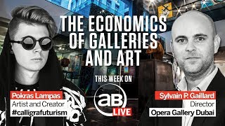 AB Live: The economics of galleries and art
