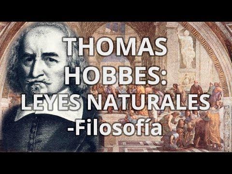 Thomas Hobbes. Leyes Naturales - Filosofía - Educatina