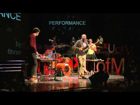 Untapped Music: fthrsn at TEDxUofM