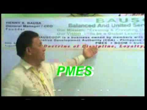 PMES & BOOM PART 1