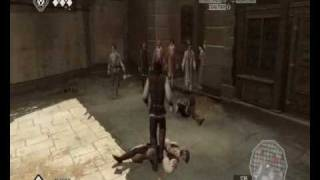 Assassins Creed II PC Gameplay Max Settings HD4850 OC Crackeado