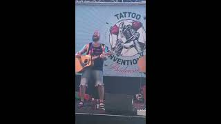 Gummibärenbande (Gummi Bears) ~ Cover by Flirting with Disaster ~ live @ Tattoo Convention Bodensee