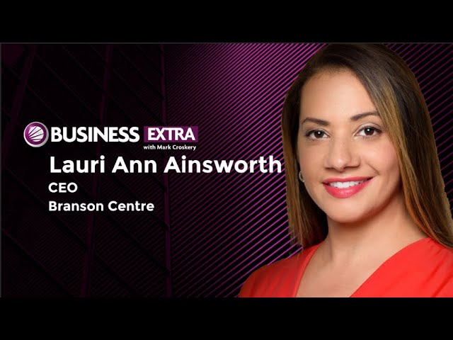 The Dynamics of Entrepreneurship With Branson Centre's Lauri-Ann Ainsworth | Business Live Extra