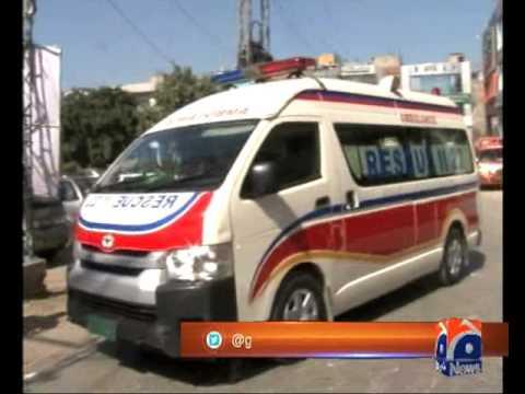 Blast in DHA Lahore
