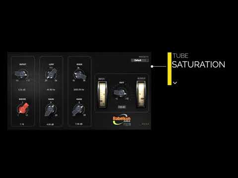 """FD2N """"Class A 2 band Tube equalizer"""""""